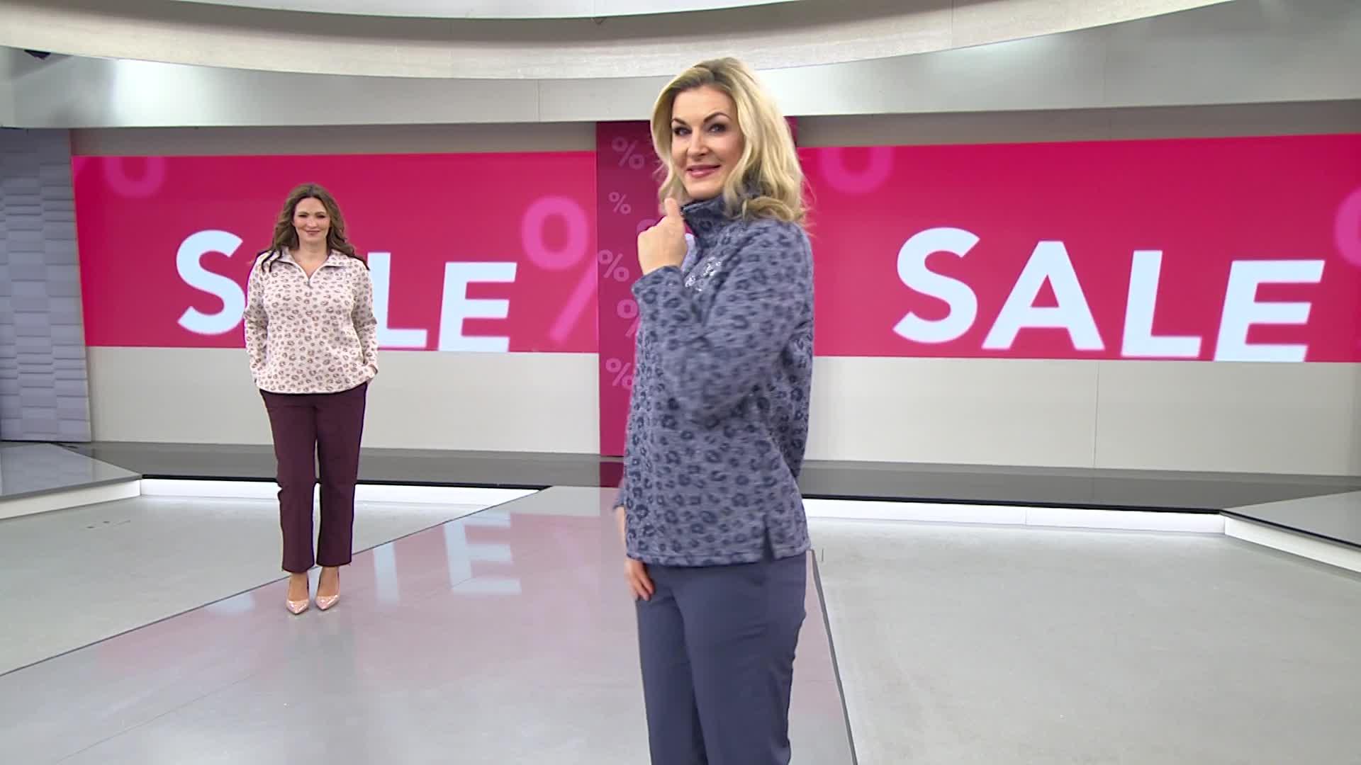 TV-Präsentation