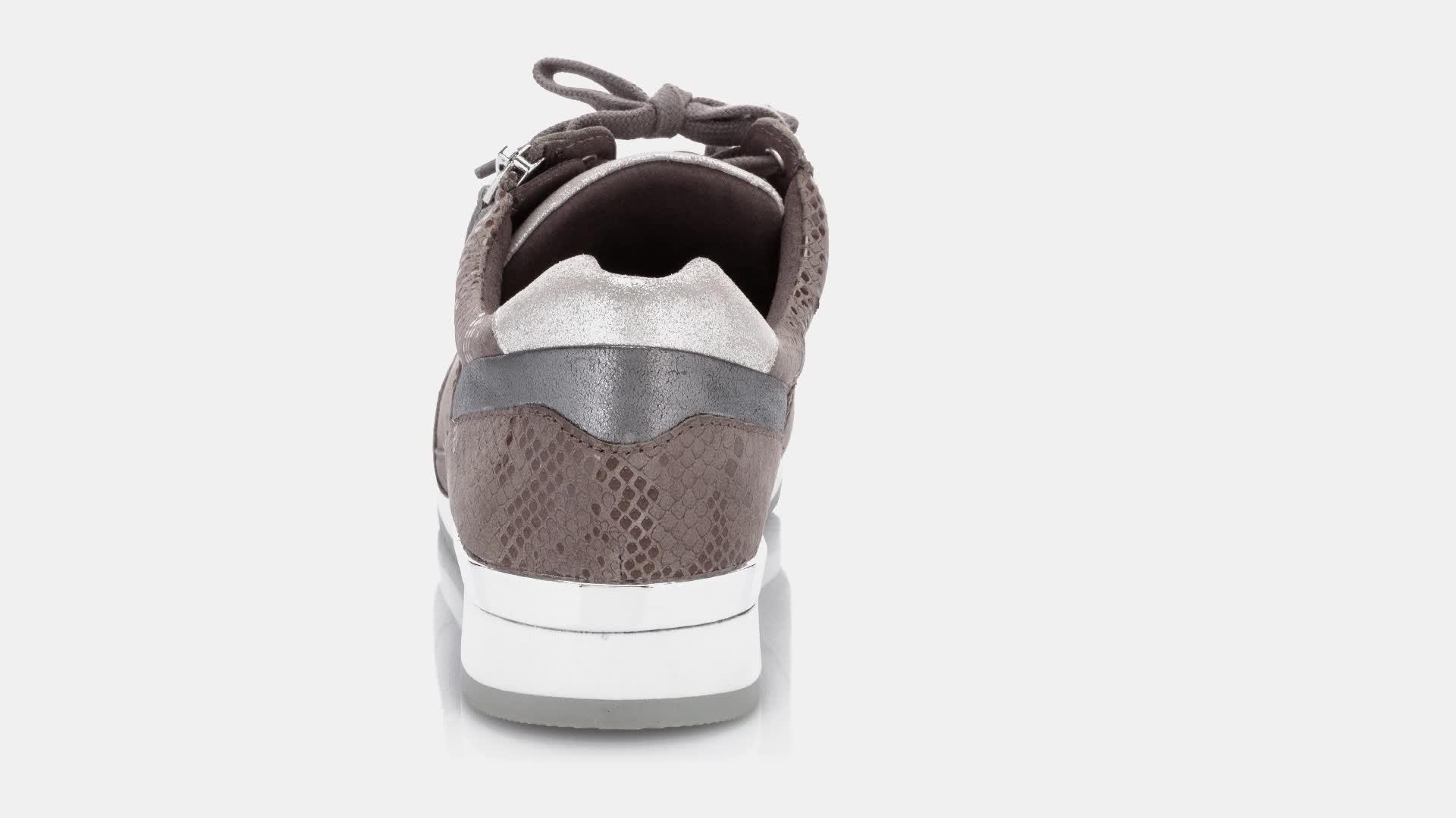 Sneaker aus Hirschleder
